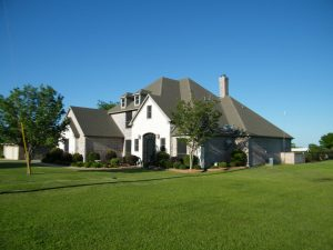 beautiful house, lawn, landscape, Paradise Landscaping and Tree Removal