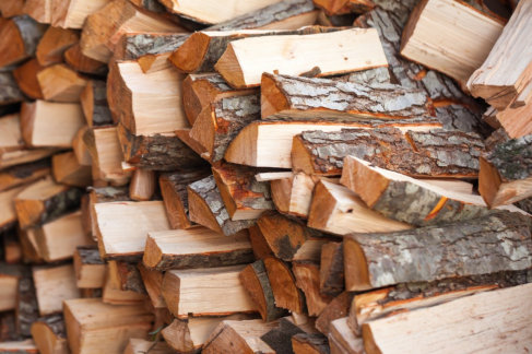 The Benefits of Using Seasoned Firewood in a Fire Pit